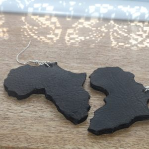 Black Africa Earrings